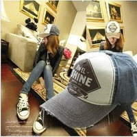 Retro finishing hats baseball cap hiphop cap female summer cap hip-hop cap