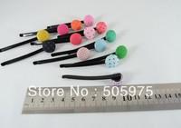 Hair Clip hait accessories discoloration cartoon hair pin for girls