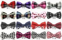 Gentleman series, high-grade men bow ties  polychrome  [800039-16]