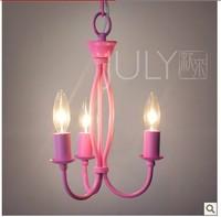 Designer IKEA warm minimalist modern Scandinavian models cute chandelier chandelier Windsor knot