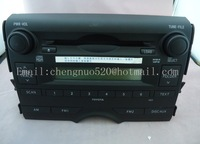 Brand new Matsushita 6-Disc CD changer for Toyota Mark X car radio audio 86120-0P050 MP3 WMA AUX Tuner sound system