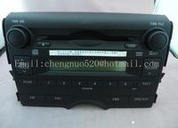 Brand new Matsushita 6-Disc CD changer for Toyota Mark X car radio audio 86120-0P050 MP3 WMA AUX Tuner sound system