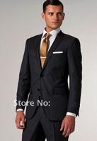 FREE shipping!Notch Lapel Groomsmen Man Wedding groom dress/italian A suits for men's /custom new style bridegroom wear tuxedo
