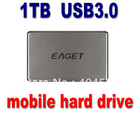 Best Quality! G50 mobile hard drive high speed 1t usb3.0 encryption+Free shipping