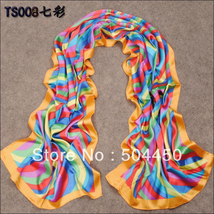 Colorful silk scarf kate hudson font b dress b font font b up
