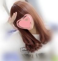 Novelty Bobo pear wig girls short hair wig female fluffy wig realistic wig