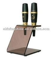 2013 hot sale custom custom makeup machine brush holder
