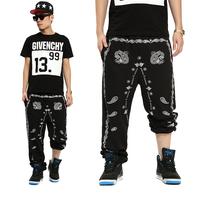 КТЖ хип-хоп джинсы hip-hop, что брюки свободные спортивные штаны хип-хоп, Вэй штаны bboy случайных брюки