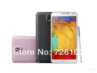 High Quality New Clear LCD Screen Protector Film With Retail Package For Samsung Galaxy Note III 3 N9000 Free Shipping