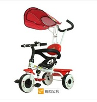 Child tricycle bike baby bicycle buggiest cart