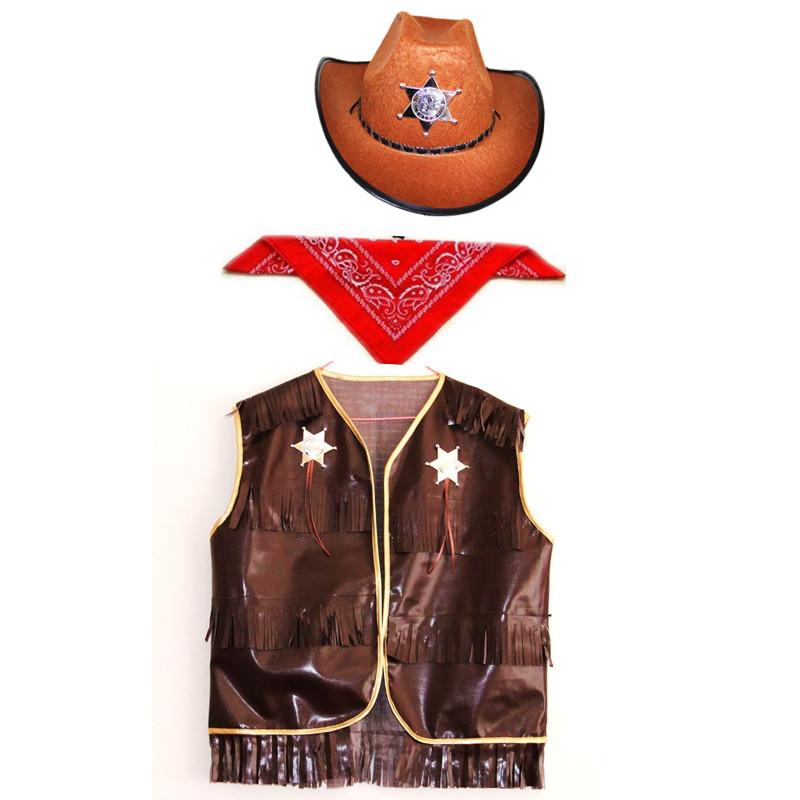 popular cowboy vest costume aliexpress