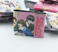 Sekai ichi Hatsukoi  Pink wallet backpack wallet Size fits all