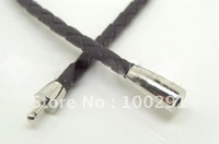Free ship!!! 3mm copper Bayonet Clasps for Leather Cord cable loop