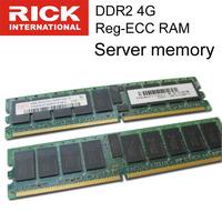 Brand New Server Memory 4G / 4GB DDR2 667 REG ECC PC2 - 5300P RDIMM