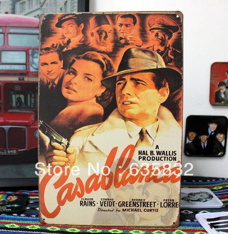 casablanca movie poster Reviews  Online Shopping Reviews