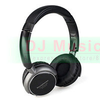 Bluetooth wireless Stereo Headphone with Built-in MP3 Player and FM Radio