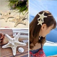 Handmade diy hairpin natural side-knotted clip duckbill clip bangs clip