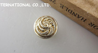D26mm Free shipping zinc alloy Cabinet Knobs bedroom cabinet knob