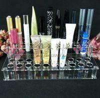 41 lipstick holder make-up cosmetics lip gloss display rack lipstick storage