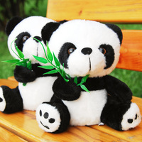 Ldquo . giant panda rdquo . bamboo plush toy child doll
