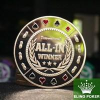 Metal - poker  type-7