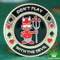 Metal - poker  type-4