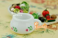 iland Wholesale Cheap 1/12 Dollhouse Miniature Dinnerware Porcelain Cup 50pcs A Lot