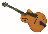 Beautiful hot selling Handmade Wooden Guitar
