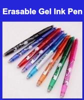 10pcs/lot Free shipping 100% Original PILOT 0.5 erasable pen/Gel ink pen, many color choose