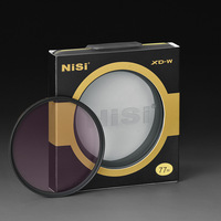 Nisi xd-w mc uv mirror 72mm camera lenses filter ultra-thin multi-layer coating