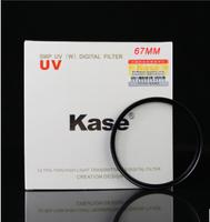 Kase card uv mirror smp ultra-thin uv protection lens camera lenses filter lens