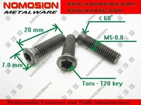 screws M5*20 cutting tools screw tools hand tools screw 100pcs/Bag  M5*20