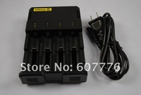 NITECORE Intellicharger i4 Battery Charger for 18650/17670/18490/17500/17335/16340(RCR123)/14500/10440 Batteries