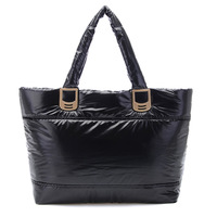 NEW style European and American fashion space cotton handbags