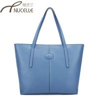 Women's handbag shoulder bag 2013 women's handbag cowhide handbag bag women's dual-use package