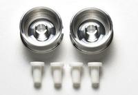 Free shipping Amphiaster tamiya 4x4 accessories hg metal aluminum wheel 2 94992