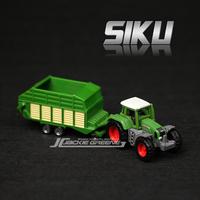 Free shipping Bulk siku deventer tractor freight car alloy car models toy