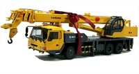N liugong qy20a truck crane engineering car model