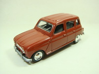 4 norev renault 4l 1964 alloy car model car box