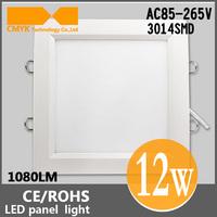 Free shippingCMYK, panel light,AC85~265V,,Cool white/Warm white,12W led wall light,Acrylic panle+Die-casting aluminum body