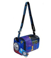 Free shipping Thomas locomotive Crossbody children travel bag Bucket Bag SB006