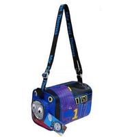 Free shipping Thomas locomotive Crossbody children travel bag Bucket Bag SB006