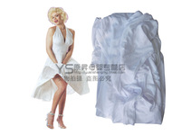 Halloween party clothes props marilyn monroe f9562