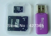Memory cards Micro SD card 32GB class 10 Memory cards 64GB 16GB 8GB 4GB Microsd TF card Pen drive Flash + Adapter + Reader