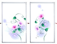 Far-Infrared radiation heating panels (Two Pieces each with 1020*620mm  500W    2013 New Hot Selling Style)