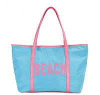 2013 Summer fashion Navy styles womens handbag,Nylon beach bags,name brand designer shoulder bags 2 colors free shipping