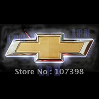 option one,car logo light for Chevrolet Cruze,car badge light,auto led light,auto emblem led lamp