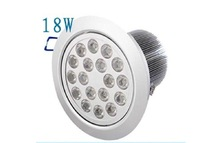 Shenzhen factory 18 watt LED ceiling lamp