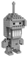 LOZ diamond blocksFuturama Benders Game