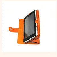 "360 Rotating Stand Leather Case Cover +Stylus+film 9.7"" Explay sQuad 9.71 9.72 3G Tablet Apache A97 R97 Free ship"